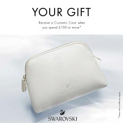 From Swarovski, with love this Mother's day gift with purchase
