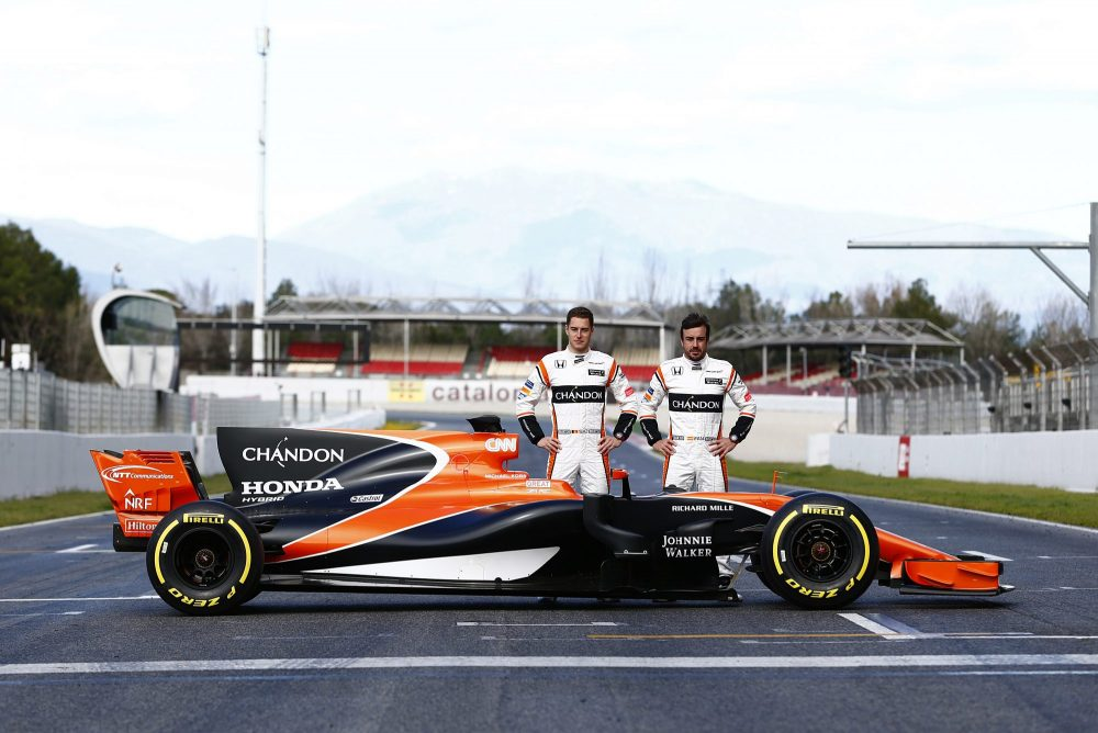Michael Kors McLaren Sweepstakes