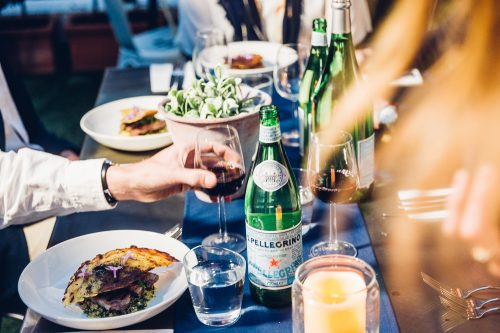 Discover your itineraries of taste with S.Pellegrino at Harvey Nichols