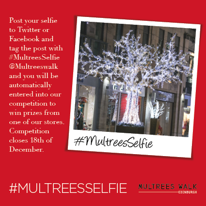 Multrees Walk launches festive selfie competition