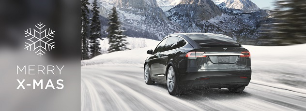 Tesla competition this Christmas