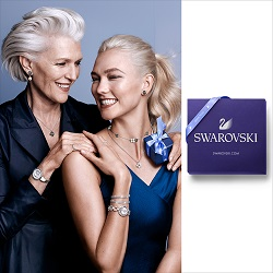 Gift her something brilliant this Mother's Day with Swarovski