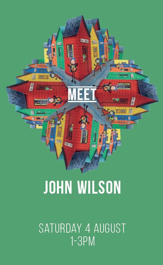 Meet John Wilson