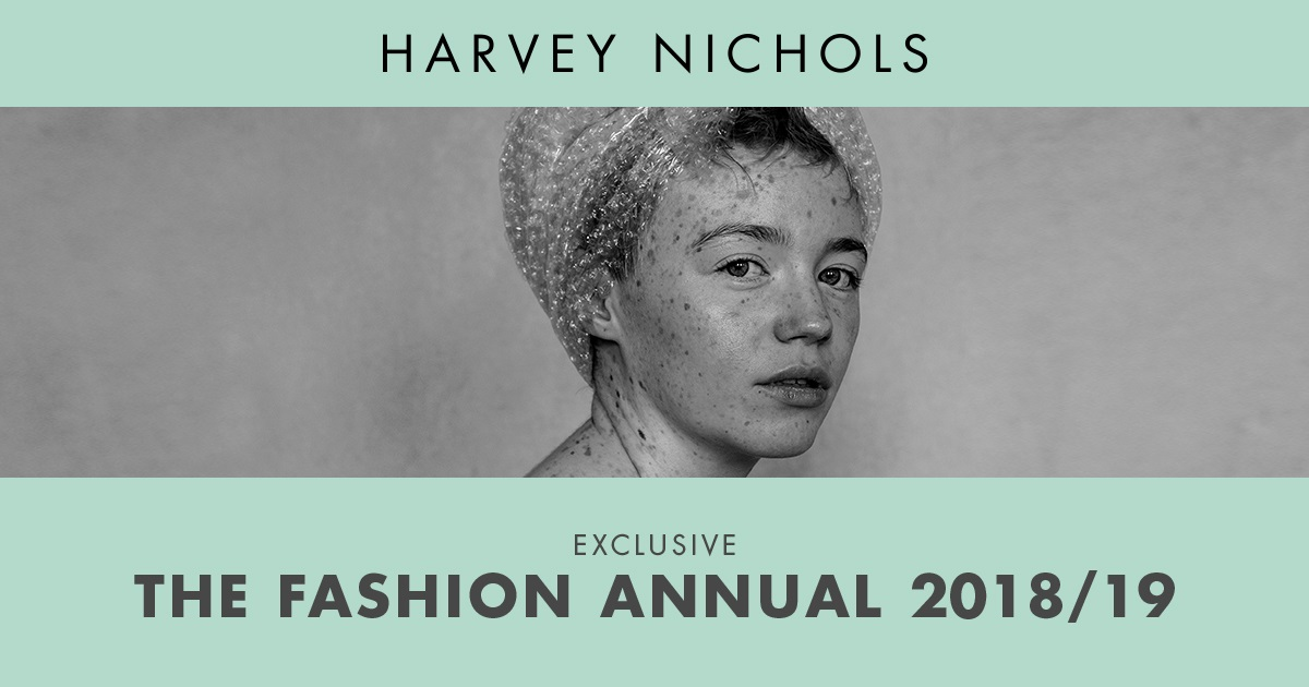 The Fashion Annual 2018/19 exclusive at Harvey Nichols