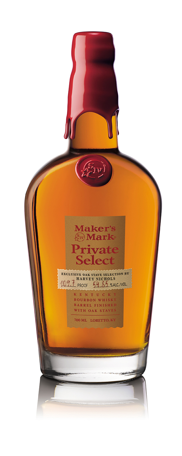 Maker's Mark announce the launch of Private Select in the UK