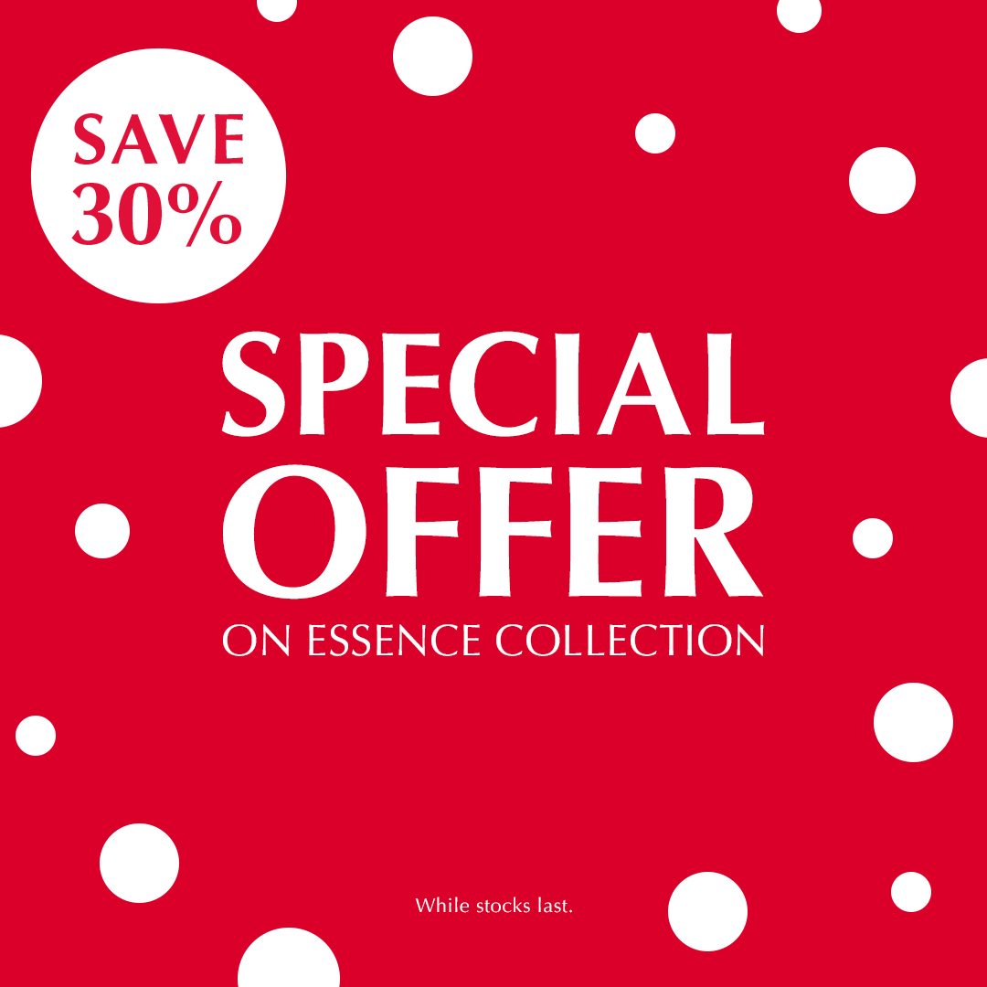 30% off Essence Collection at Pandora