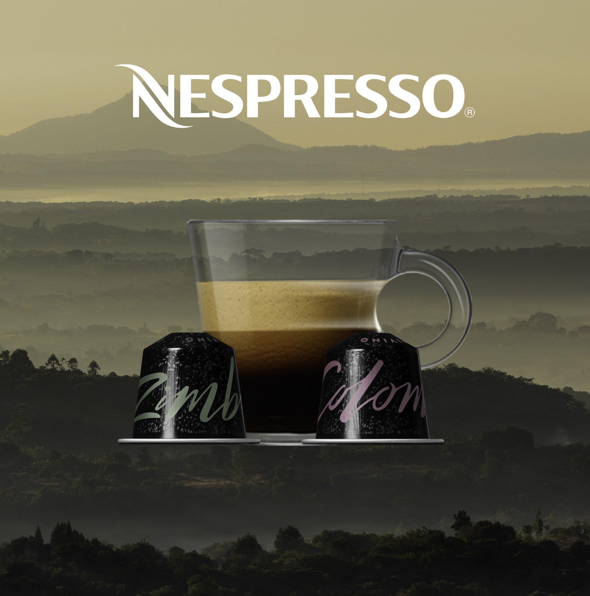 Nespresso: Reviving Origins