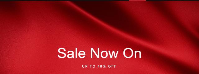 The BOSS sale has begun!