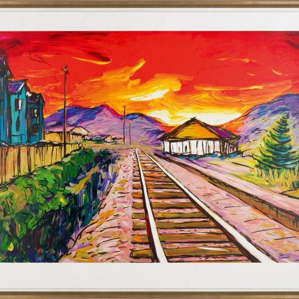 Bob Dylan - Train Tracks 2019