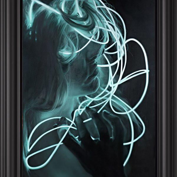 Emma-Leone Palmer, Cyllene, £895 - framed