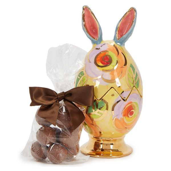 HARVEY NICHOLS_Eggs With Ears - Ceramic Easter Egg & Milk Chocolate Truffles_£135_IMG1