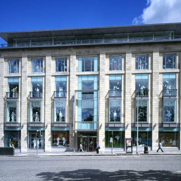 Harvey Nichols Edinburgh - High Res