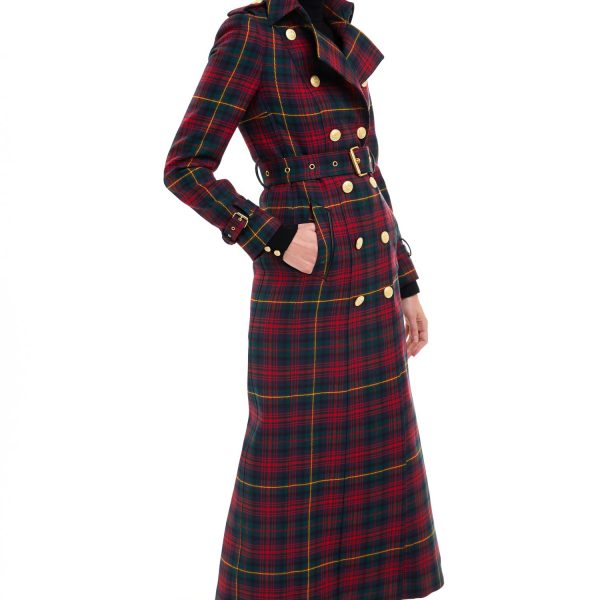 Marlborough Full Length Trench Coat